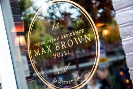 Foto's Max Brown Hotel Amsterdam