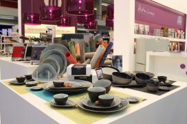 Trends servies en tafellinnen op Horecava 2015