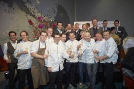 Foto's receptie Alliance Gastronomique