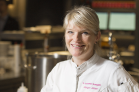 Video Margot Janse: geen signature dish, culinaire helden en Michelin in Zuid-Afrika