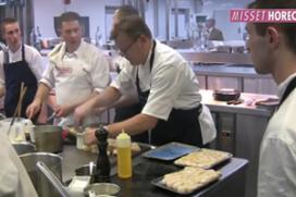 Video: Jacob Jan Boerma op culinair festival Engeland