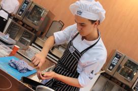 'Scherp mes voorkomt ongelukken in keuken'