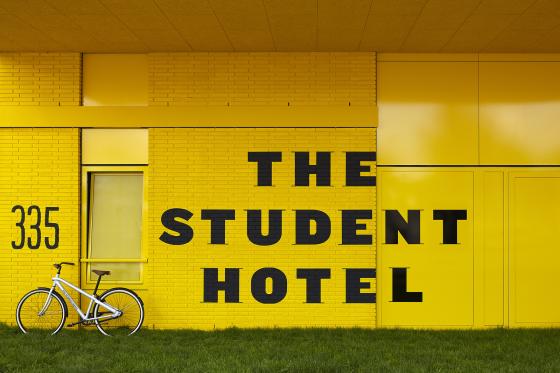 The Student Hotel bekijkt opnieuw plannen voor vestiging in Utrecht