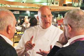 Goud is de naam van het nieuwe restaurant van Herman den Blijker