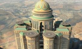 Mekka krijgt grootste hotel ter wereld