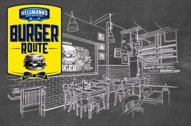 Mayonaisemerk lanceert burgerroute bij 50 restaurants