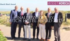 Sfeerimpressie finaledag Dutch Hotel Award 2015