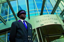 The Manhattan wordt Marriott Rotterdam
