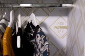 Minibar vol fashion in Antwerps hotel