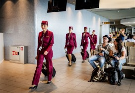 Meer mensen vliegen van en naar Nederland
