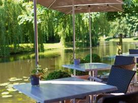 Terras Top 100 2015 nummer 12 Moulin Bistronomie, Borculo
