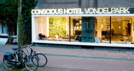 Conscious Hotels krijgt derde hotel in Amsterdam