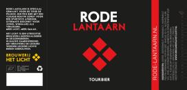 Utrechtse bierbrouwer lanceert tourbier De Rode Lantaarn