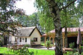 Beste Bed & Breakfast 2015: B&B Tala Lodge in Friesland