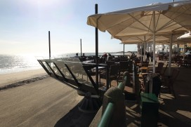 Terras Top 100 2015 nummer 15 Waterfront, Vlissingen