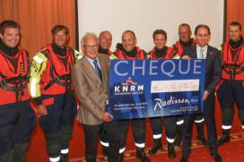 Radisson Blu Palace Hotel haalt geld op voor reddingsbrigade
