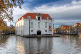 Voormalige legermuseum in Delft wordt hotel