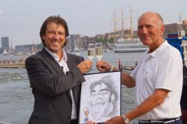 Henk de Lugt Award voor Edwin van der Meijde