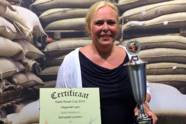 Eerste Kaldi Roast Cup naar Apeldoorn