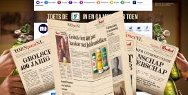 Ludieke actie 400 jaar Grolsch via Nu.nl