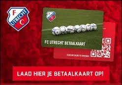 Betaalkaart FC Utrecht vervangt muntjes