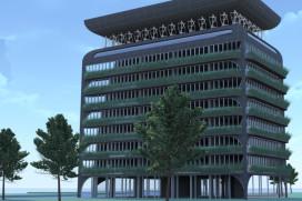 Eerste klimaatneutrale hotel ter wereld komt in Amsterdam