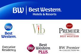 Nieuwe logo's voor Best Western