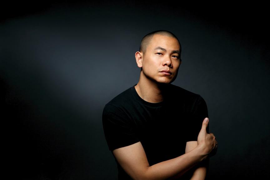 Steinbeisser haalt André Chiang naar Nederland