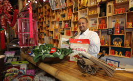 François Geurds opent FG Noodle Bar
