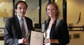 Hinke de Jong Nederlandse Champagne-Ambassadeur