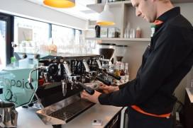 Koffie Top 100 2015 nummer 54: Doppio Rotterdam Kruisplein, Rotterdam