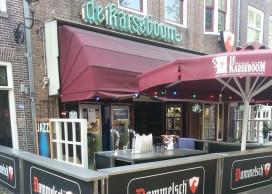 Populair Amersfoorts café De Karseboom ontruimd