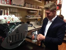 Koffie Top 100 2015 nummer 78: Otelli, Delft