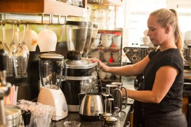 Koffie Top 100 2015 nummer 1: De Blonde Pater, Nijmegen