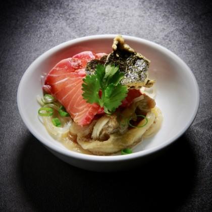 Art deli nacht salmon tataki 420x420