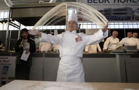 Den Blijker, Jaspers en Blaauw koken met Chinese topkoks op Horecava