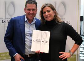 Sterrenchef Jacob Jan Boerma lanceert derde boek