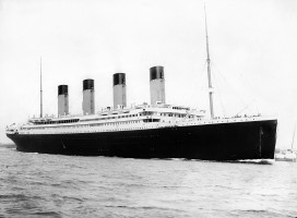 €80.000 voor menukaart Titanic