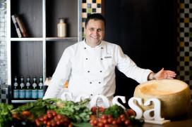nieuwe chef-kok voor Renaissance Amsterdam Hotel en restaurant SCOSSA