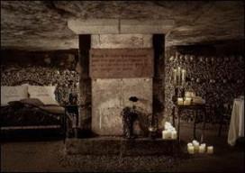 Airbnb tovert de Catacomben van Parijs om tot eenmalige slaapplek