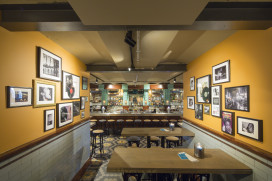 Foto's restaurant NY Basement