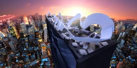 's Werelds eerste vijfsterren Capsule hotel