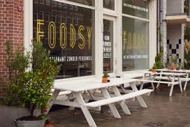Opening restaurant zonder personeel: 'tweederde betaalde de rekening'