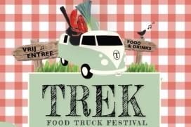 Foodtruckfestival TREK gaat derde seizoen in