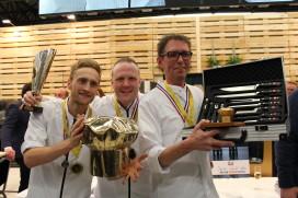 Team Wollerich* wint Gouden Koksmuts 2016