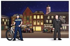 Utrecht sluit nieuw Convenant Veilig Uitgaan
