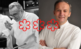 Michelin Frankrijk: twee nieuwe driesterrenrestaurants