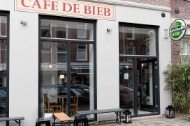 Café de Bieb als creatieve ontmoetingsplek