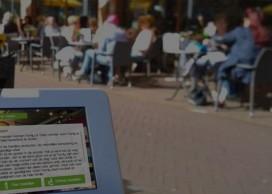 Digitale menukaart haalt 125.000 euro op met crowdfunding
