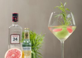 In the mix: Sweet & Sour Gin-Tonic